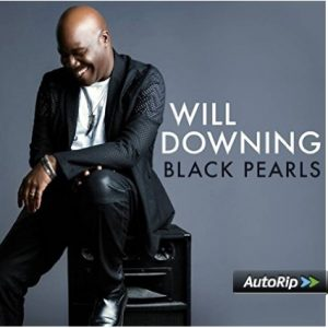 WILL DOWNING - BLACK PEARLS Cover